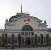 Железнодорожные вокзалы в Нерчинске