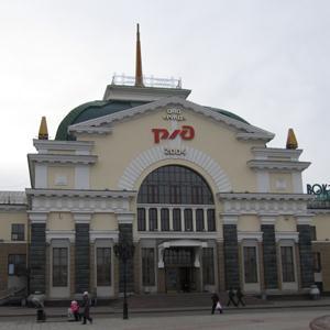 Железнодорожные вокзалы Нерчинска